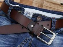 Главное в штанах: как выбрать мужской ремень