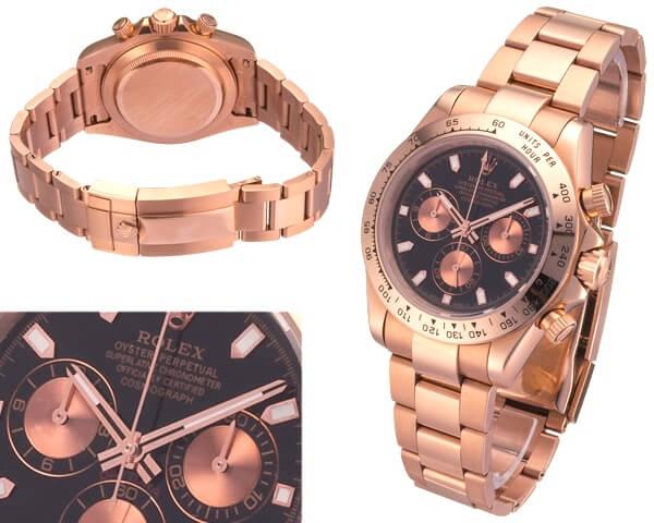 Мужские часы Rolex  №MX3490