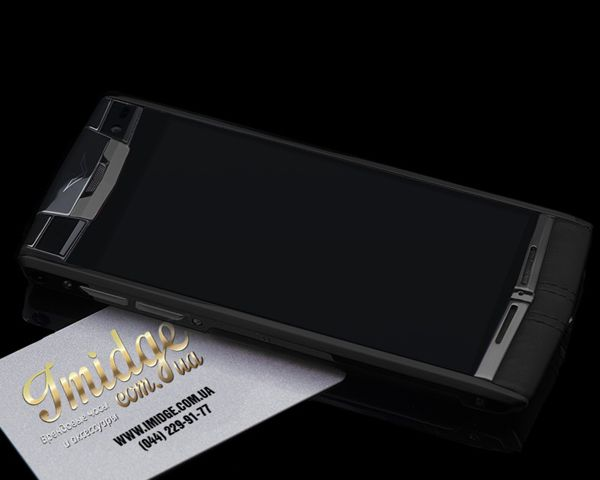 Смартфон Vertu Signature Touch Pure Jet