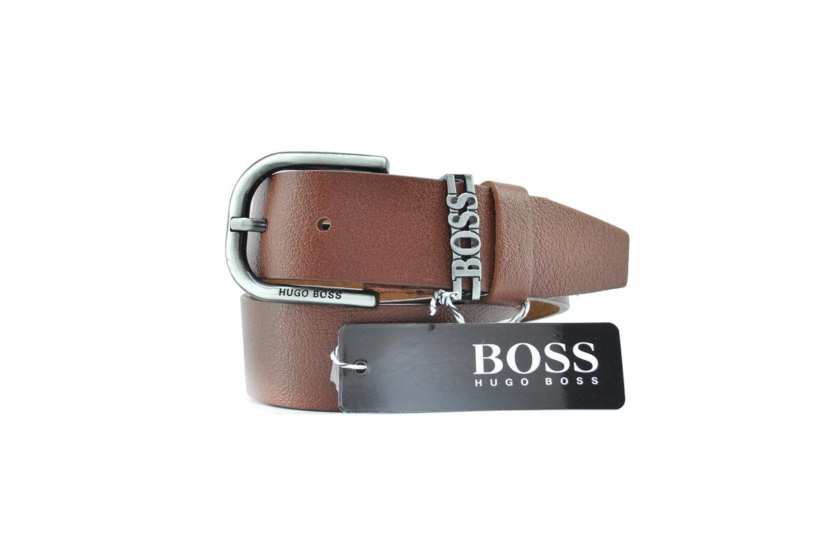 Ремень HUGO BOSS Real Leather №B0276
