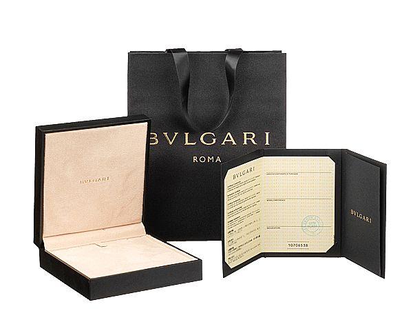 Коробка для украшений Bvlgari №1201