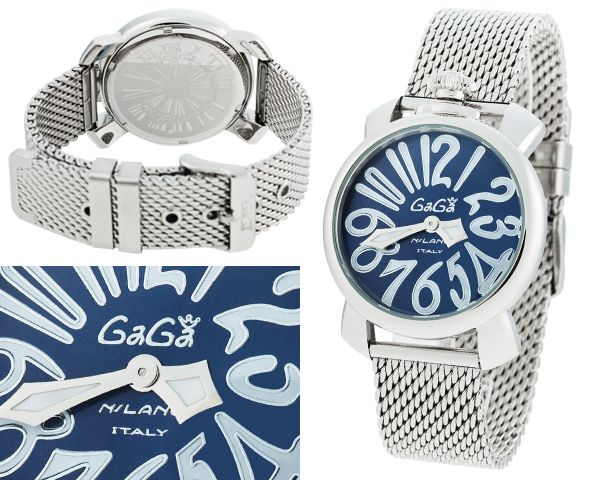 Унисекс часы Gaga Milano  №N1857
