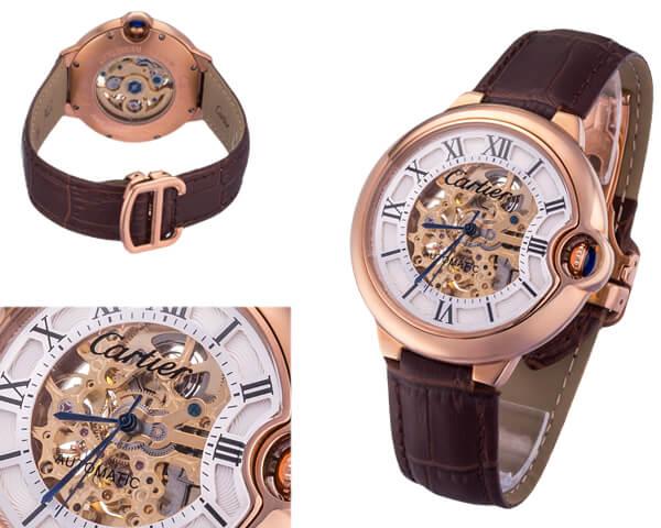 Унисекс часы Cartier  №MX3506
