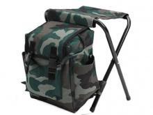 Обзор рюкзака-стула: почему туристы любят его