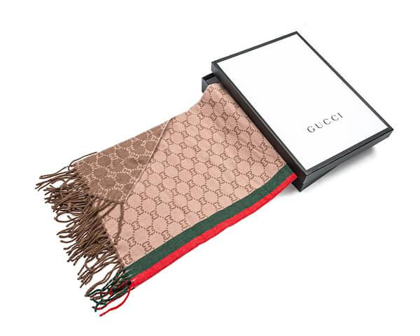 Шарф Gucci  №K052