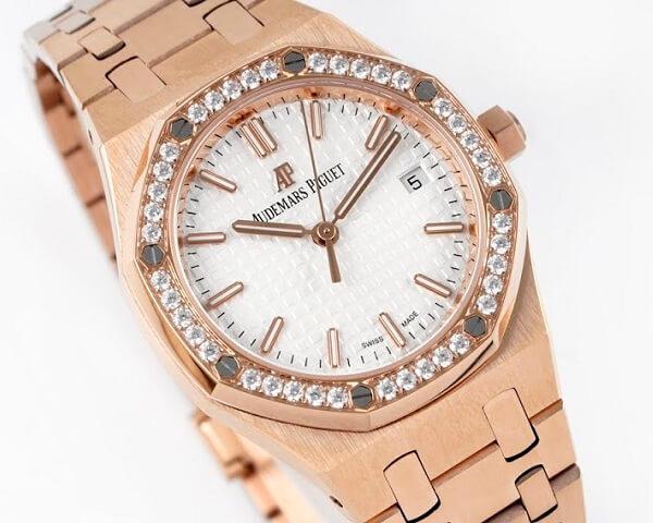 Женские часы Audemars Piguet  №MX3720 (Референс оригинала 77351OR.ZZ.1261OR.01)