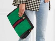Как почистить замшевую сумку в домашних условиях