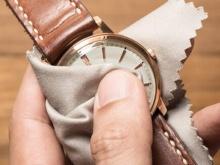 Как отполировать стекло на наручных часах