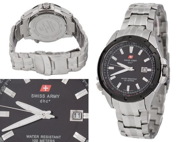 Мужские часы Swiss army  №N1329