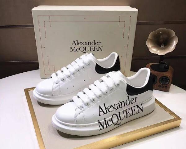 Кеды Alexander McQueen  №F126