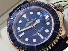 Обзор реплики швейцарских мужских часов Rolex Oyster Perpetual Yacht Master 42
