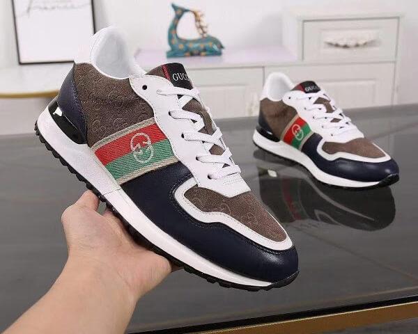 Кроссовки Gucci  №F104