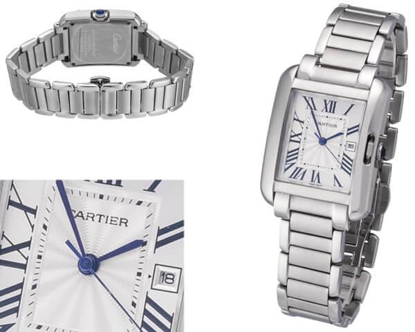 Унисекс часы Cartier  №N2686