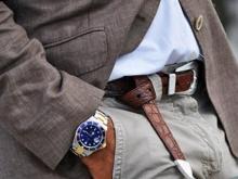 Когда стал использоваться ремень для брюк?