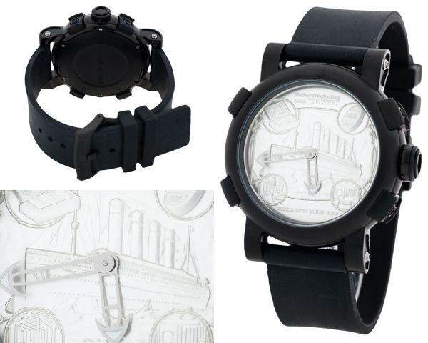 Копия часов Romain Jerome  №N2231