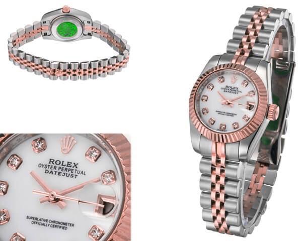 Женские часы Rolex  №MX3728