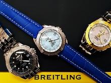 Обзор реплики женских часов Breitling Colt Lady Quartz