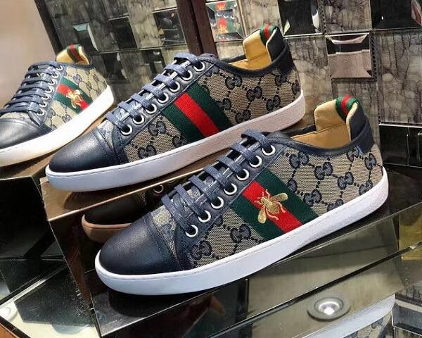 Кеды Gucci  №F025