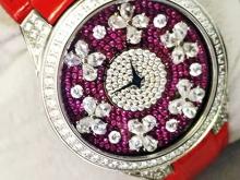 Обзор женских часов Graff Jewellery Watches Disco Butterfly 38mm (Реф.оригинала FBF38WGDR)
