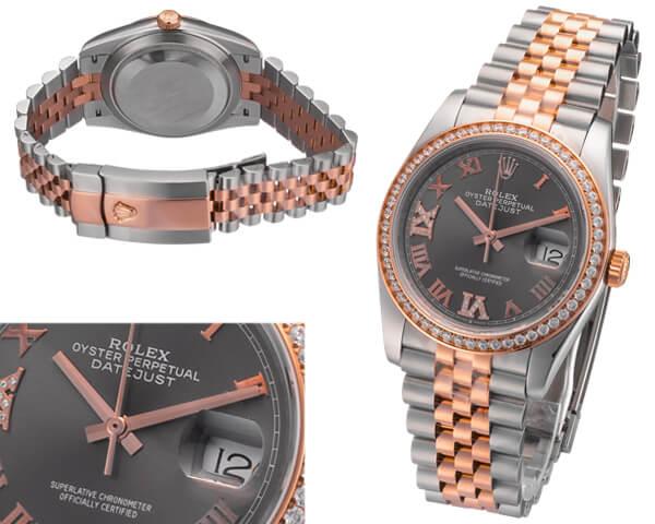 Женские часы Rolex  №MX3491-1