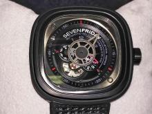 Обзор реплики швейцарских наручных часов для мужчин SEVENFRIDAY P-SERIES