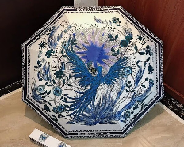 Зонт Christian Dior  №U045