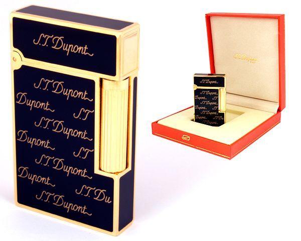 Зажигалка S.T. Dupont  №00191