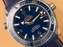 Обзор реплики мужских наручных часов Omega Seamaster Planet Ocean 600m Co-Axial Master Chronometer