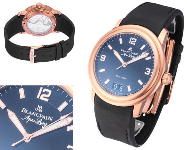Мужские часы Blancpain  №MX3542 (Референс оригинала 2850B-3630A-64B)