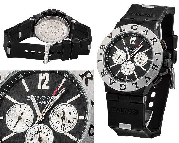 Мужские часы Bvlgari  №MX3141