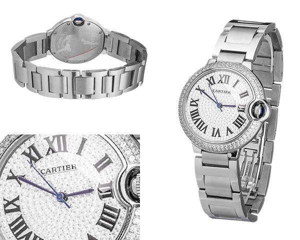 Копия часов Cartier  №N2632