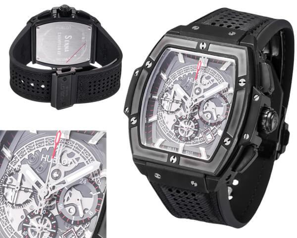 Мужские часы Hublot  №MX3555 (Референс оригинала 641.CI.0173.RX BLACK MAGIC)