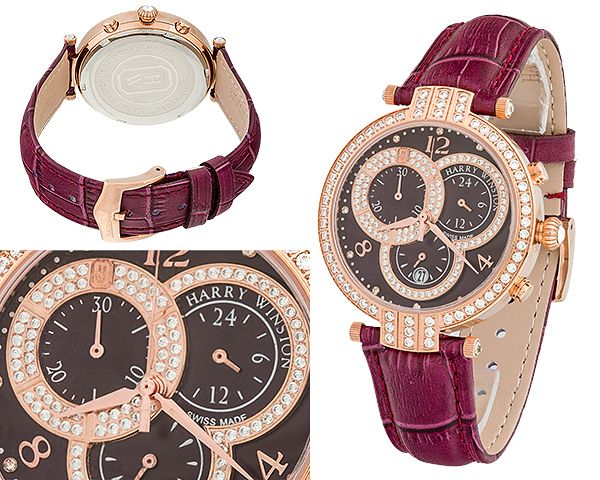 Женские часы Harry Winston  №N2235