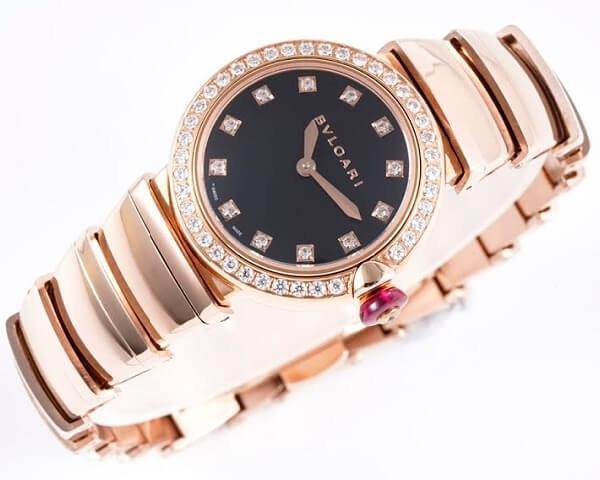 Женские часы Bvlgari  №MX3647