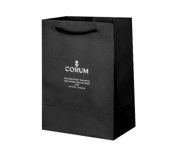 Брендовый пакет Corum  №1214