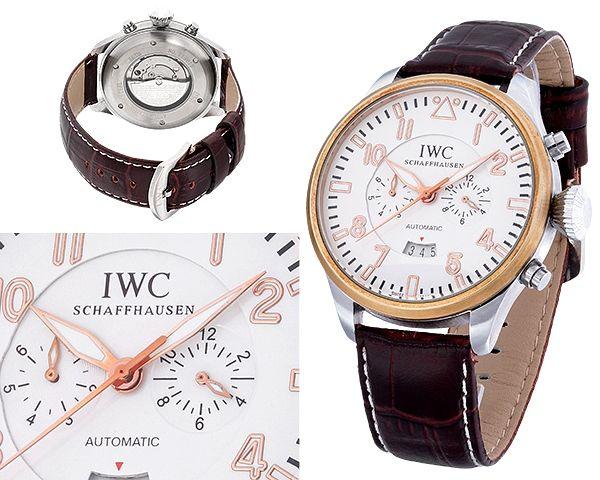 Копия часов IWC  №MX3016