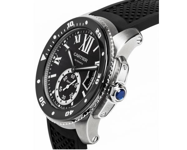 Часы Cartier Calibre de Cartier Diver