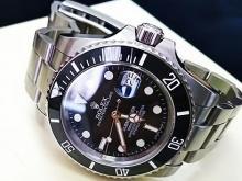 Обзор реплики швейцарских мужских часов ROLEX SUBMARINER DATE 40 mm