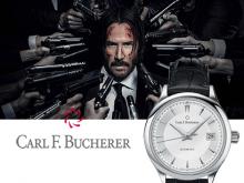 Убийственно крутые часы из фильма «Джон Уик»