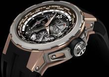 Наручные часы в стиле хай-тек: эксклюзивные технологии «на службе» времени