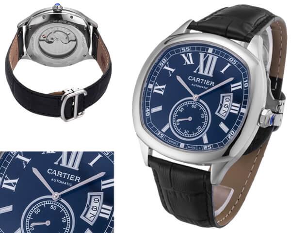 Мужские часы Cartier  №N2688