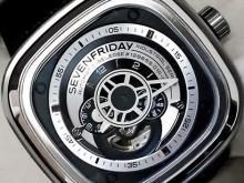 Обзор реплики швейцарских часов SEVENFRIDAY P-SERIES P1B/01 Essence