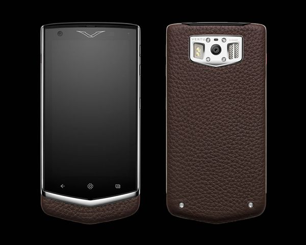 Vertu  Constellation V Brown