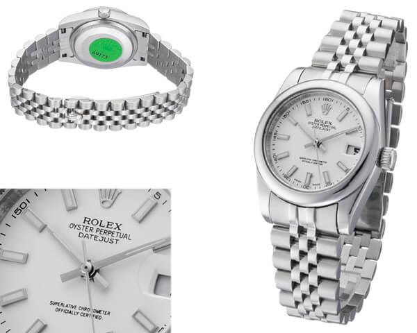 Женские часы Rolex  №MX3579 (Референс оригинала 178240-0015)