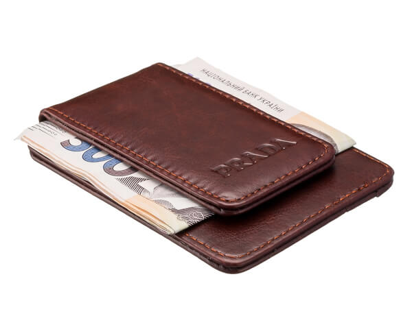 Зажим для денег Prada  Z0044
