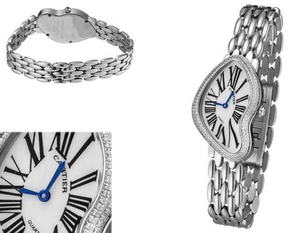Женские часы Cartier  №MX3726 (Референс оригинала WL420051)
