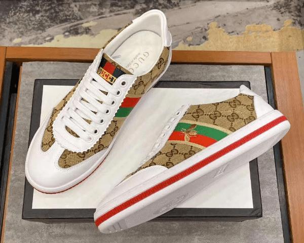 Кеды Gucci  №F028