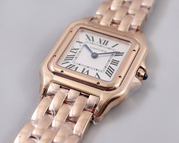 Женские часы Cartier  №MX3640