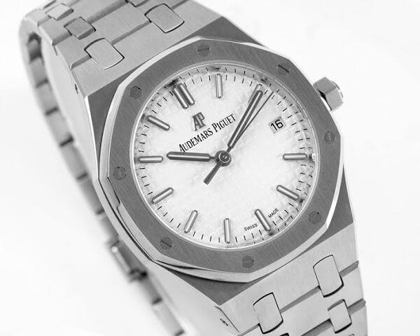 Женские часы Audemars Piguet  №MX3715 (Референс оригинала 77350ST.OO.1261ST.01)