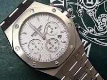 Обзор реплики мужских наручных часов Audemars Piguet Royal Oak Chronograph Automatic